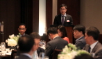 VIP Dinner  -Welcoming Remarks, CHANG Seung Joon, Vice President, Maekyung Media Group